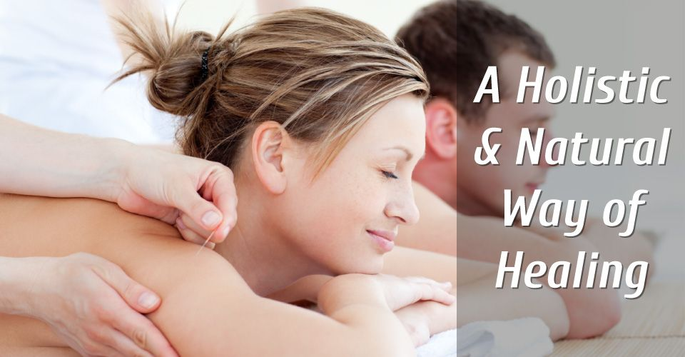 A Holistic & Natural Way of Healing - Kim's Pain Relief Acupuncture Clinic couple